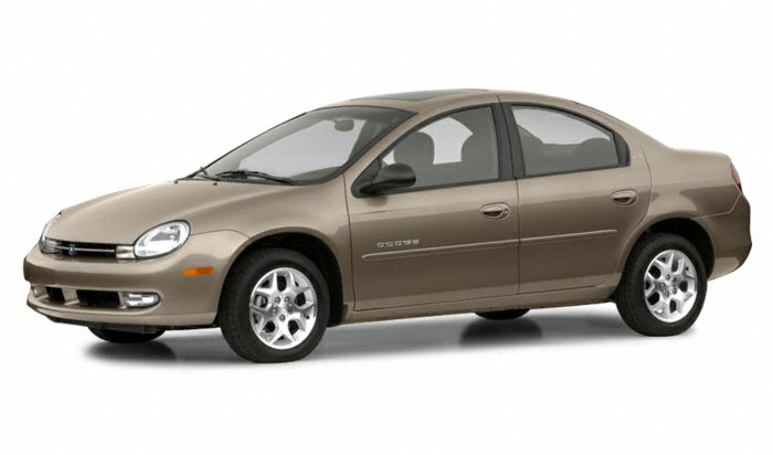 2003 dodge neon specs safety rating mpg carsdirect. Black Bedroom Furniture Sets. Home Design Ideas