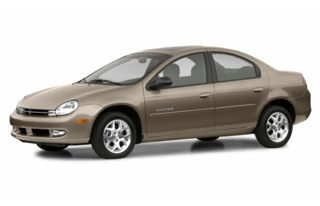 3/4 Front Glamour 2002 Dodge Neon