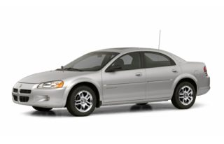 3/4 Front Glamour 2002 Dodge Stratus
