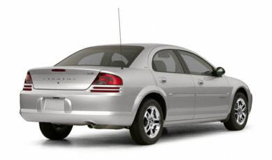 3/4 Rear Glamour  2002 Dodge Stratus