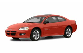 3/4 Front Glamour 2003 Dodge Stratus