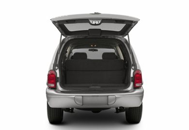 Trunk/Cargo Area/Pickup Box 2002 Dodge Durango