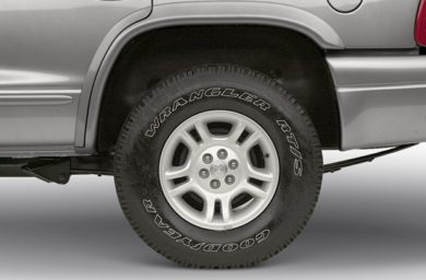 Tires 2002 Dodge Durango