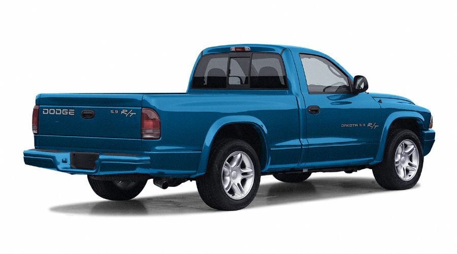 Img Usb Ddt C on 2002 Dodge Dakota Sport Blue