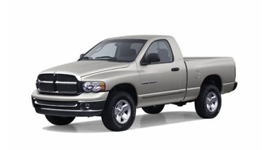 3/4 Front Glamour 2002 Dodge Ram 1500