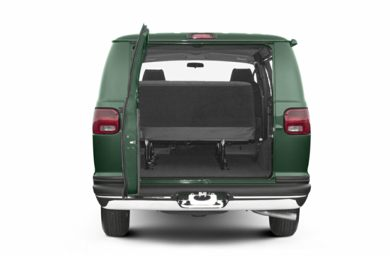 Trunk/Cargo Area/Pickup Box 2002 Dodge Ram Wagon 1500