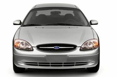 Grille  2002 Ford Taurus