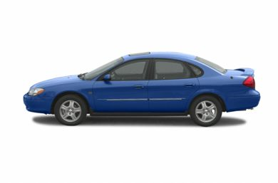 90 Degree Profile 2002 Ford Taurus
