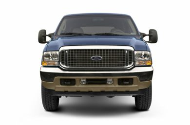 Grille  2002 Ford Excursion