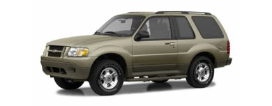 Profile 2002 Ford Explorer Sport