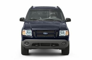 Grille  2002 Ford Explorer Sport Trac