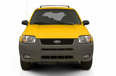 Grille  2002 Ford Escape