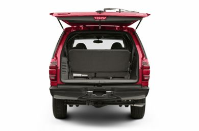 Trunk/Cargo Area/Pickup Box 2002 Ford Expedition