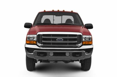 Grille  2002 Ford F-250
