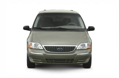 Grille  2002 Ford Windstar