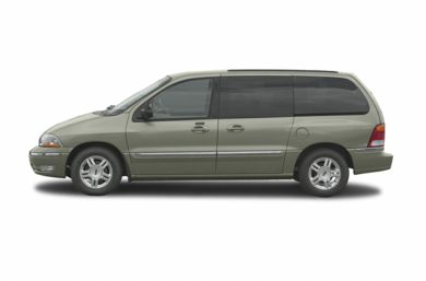 90 Degree Profile 2002 Ford Windstar