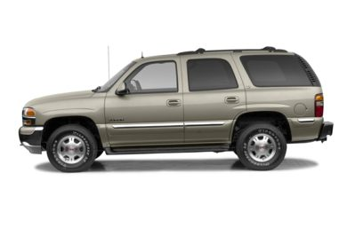 90 Degree Profile 2002 GMC Yukon