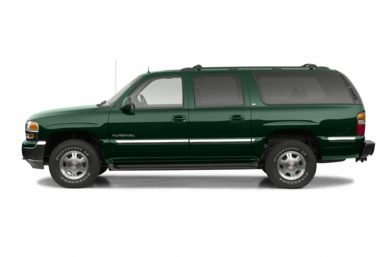 90 Degree Profile 2002 GMC Yukon XL 1500