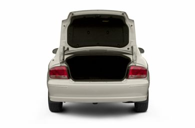 Trunk/Cargo Area/Pickup Box 2002 Hyundai Sonata