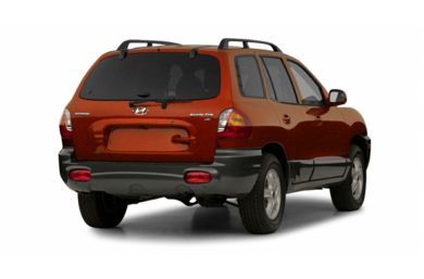 See 2002 Hyundai Santa Fe Color Options - CarsDirect