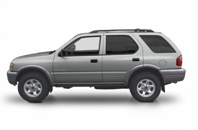 90 Degree Profile 2002 Isuzu Rodeo
