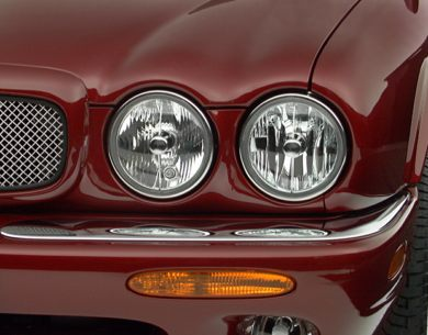 Headlamp  2002 Jaguar XJR
