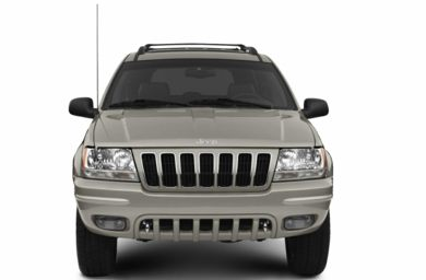 Grille  2002 Jeep Grand Cherokee