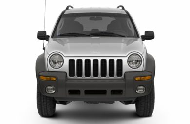 Grille  2002 Jeep Liberty