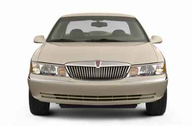 Grille  2002 Lincoln Continental