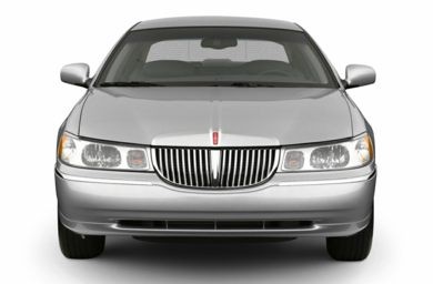 Grille  2002 Lincoln Town Car
