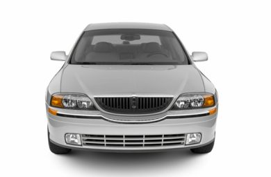 Grille  2002 Lincoln LS