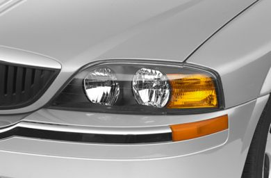 Headlamp  2002 Lincoln LS