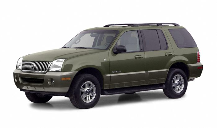 2002 mercury mountaineer specs safety rating mpg. Black Bedroom Furniture Sets. Home Design Ideas