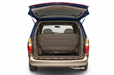 Trunk/Cargo Area/Pickup Box 2002 Mercury Villager