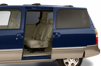 Rear Door 2002 Mercury Villager