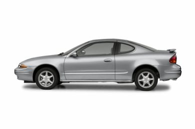 90 Degree Profile 2002 Oldsmobile Alero
