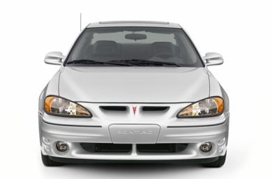Grille  2002 Pontiac Grand Am