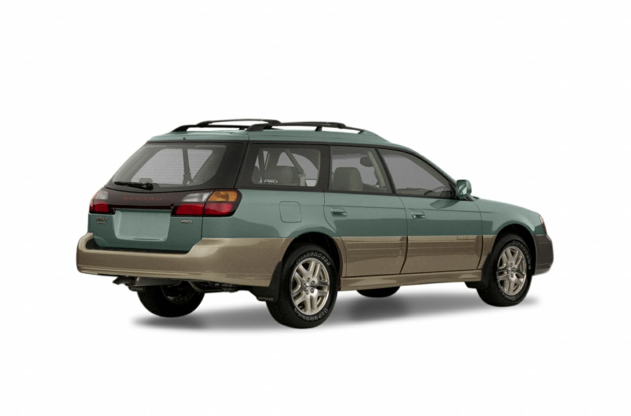 Mazda Build And Price >> See 2002 Subaru Outback Color Options - CarsDirect