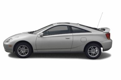 90 Degree Profile 2002 Toyota Celica