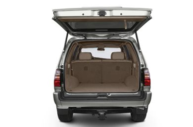 Trunk/Cargo Area/Pickup Box 2002 Toyota 4Runner