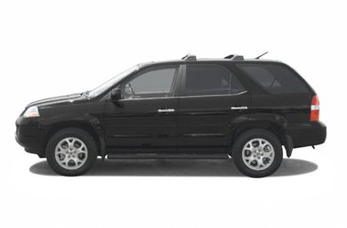 90 Degree Profile 2003 Acura MDX