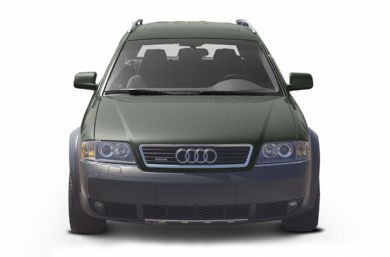 Grille  2003 Audi allroad