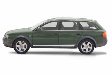 90 Degree Profile 2003 Audi allroad