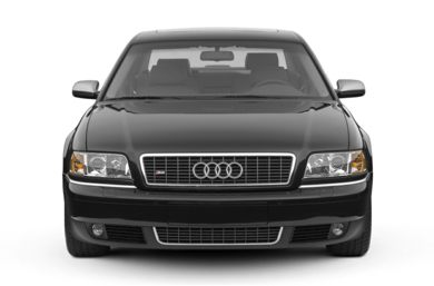 Grille  2003 Audi S8