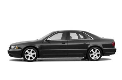 90 Degree Profile 2003 Audi S8