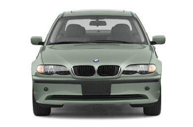 Grille  2003 BMW 325