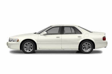 90 Degree Profile 2003 Cadillac Seville