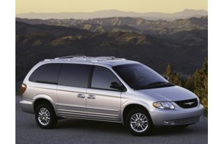 OEM Exterior Primary  2003 Chrysler Town & Country