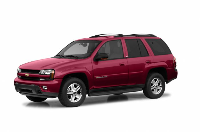 2003 chevrolet trailblazer specs safety rating mpg. Black Bedroom Furniture Sets. Home Design Ideas