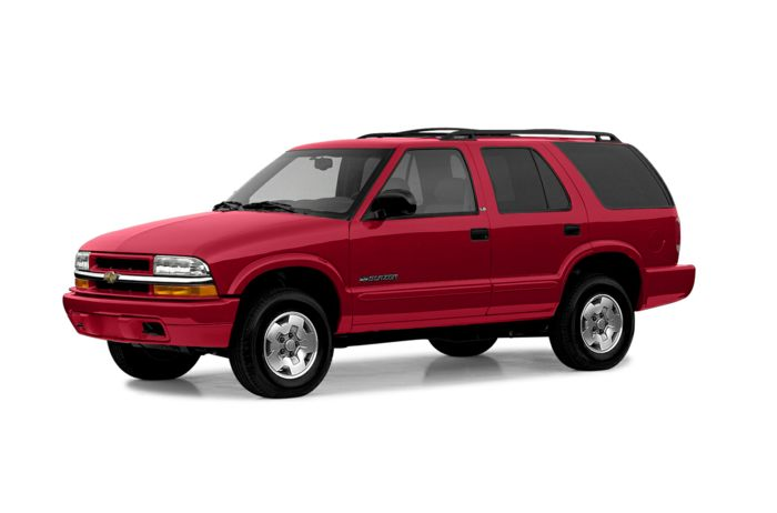 2003 chevrolet blazer specs safety rating mpg carsdirect. Black Bedroom Furniture Sets. Home Design Ideas